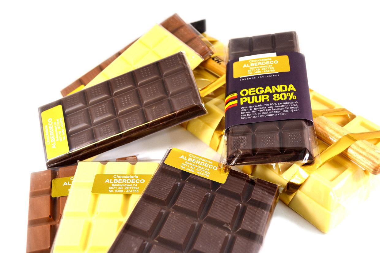 Chocolade-Repen