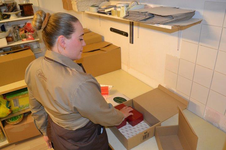 Service, Verzending en Voorwaarden