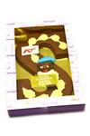 Chocolade Letter Opgemaakt (Letter A t/m Z)