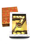Chocolade Letter Opgemaakt (Letter A t/m Z)_