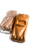 Chocolade Race auto_
