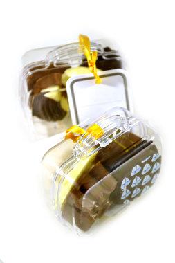 Mini koffertje gevuld met Bonbons
