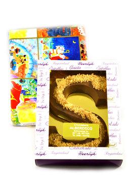 Chocolade Praline Letter S