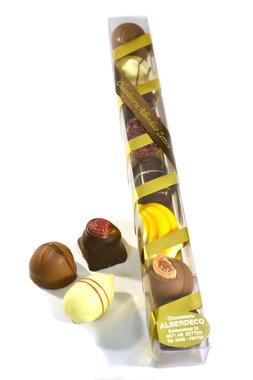 Bonbons in Staaf verpakking