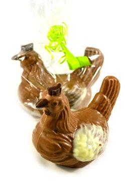 Chocolade Kippetje