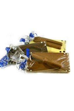 Chocoladereep met Chocolade Gereedschap