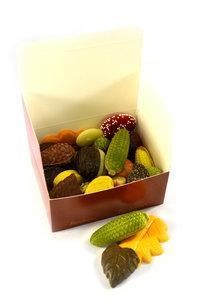 Herfst Chocolade in Doos