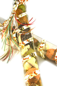 Herfst Chocolade in Staaf verpakking