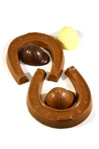 Chocolade Paardenset