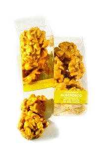 Pinda rotsjes Caramel Zeezout (per 130 gram)